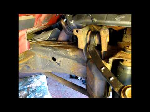 How To Remove The Exhaust Manifold From A 5 4l F150 Part 4