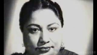 Afsana 1940s [unreleased]: Dil ki duniya pe andhera chhaa gayaa (Zohrabai Ambalewali)