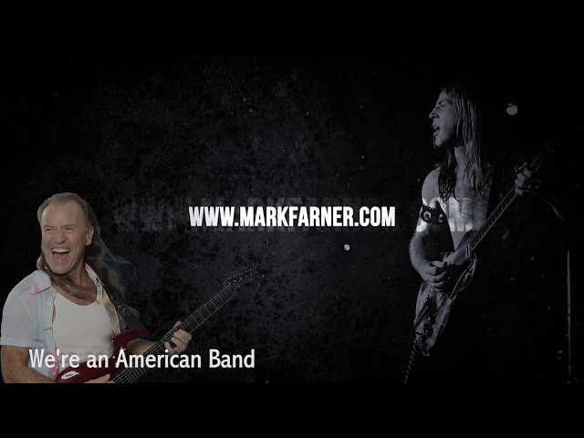 Mark Farner Sizzle Reel