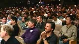 Apple Music Event 2001 The First iPod#07