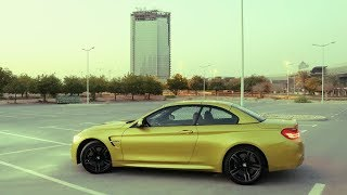 Brand NEW 2017 BMW M4 Convertible - Test Drive & Detailed Review
