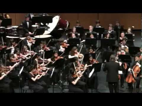 Allen High School Symphony Orchestra - 2013 - Danzon No. 2
