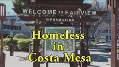 Homeless in Costa Mesa