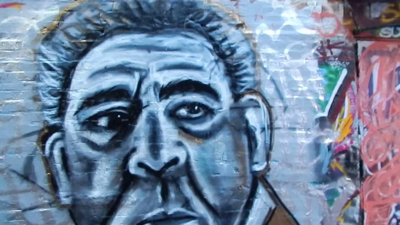 Graffiti wall cambridge ma - Modica Way Graffiti Alley Cambridge Complete Walk Through 10 11 2016