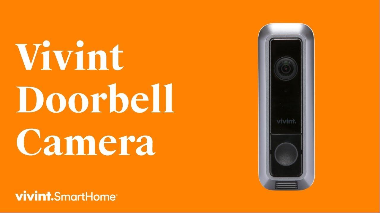 Vivint Doorbell Camera: Your Front Door From Anywhere