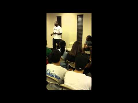 M.A.D. House Ministries: Sam Acho on Prayer