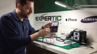 Herramientas servicio técnico - Curso reparación móviles Expertic