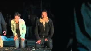 Entrada triunfal de Negan em TWD