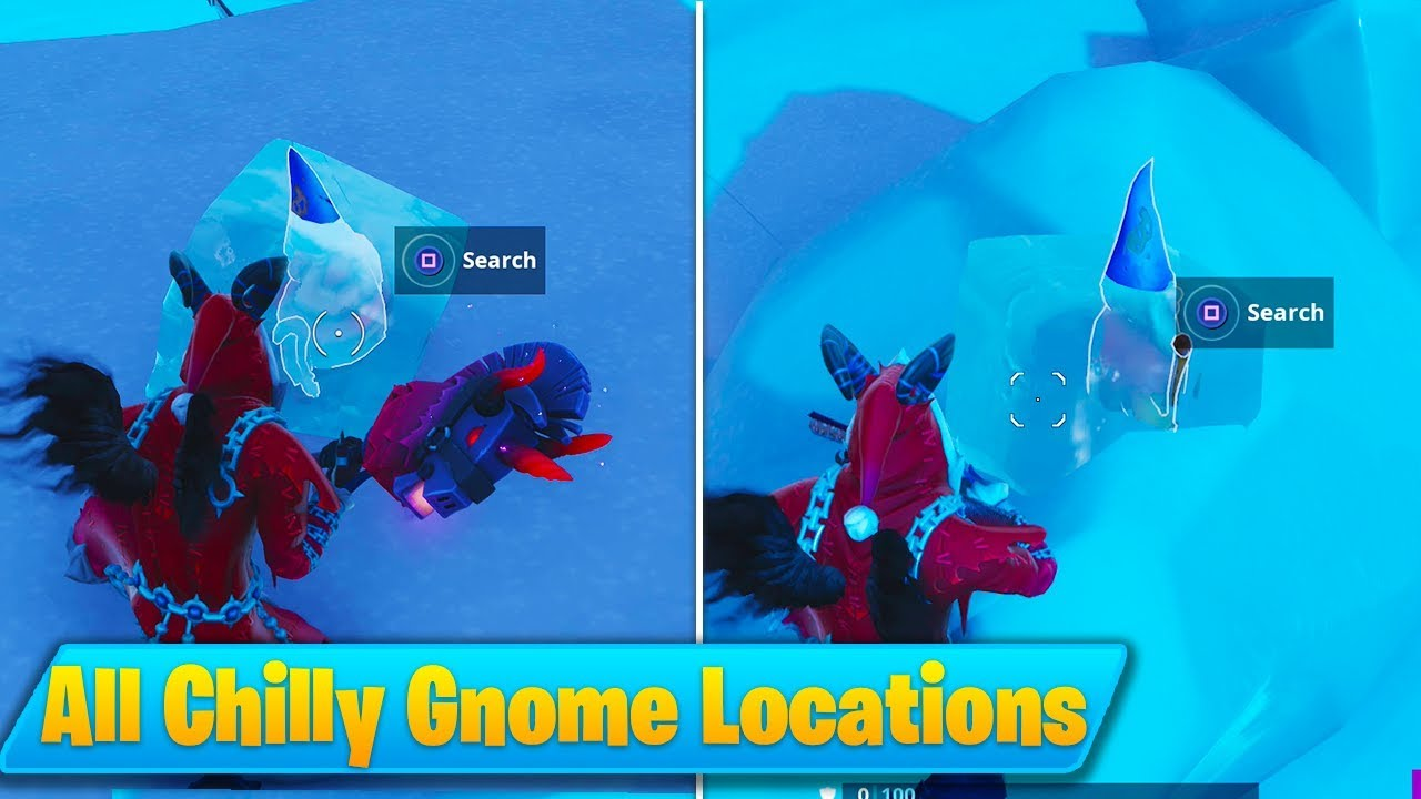 All Search Chilly Gnomes Locations Week 6 Challenges Guide