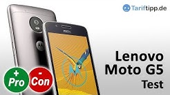 Lenovo Moto G5   Test deutsch