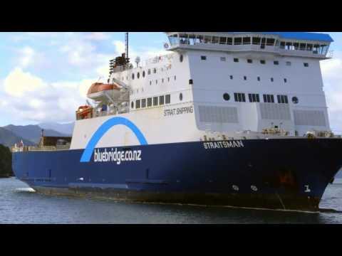 Bluebridge Cook Strait Ferry  - Wellington