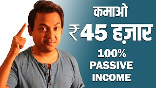 New 2020 Best Passive Income Method Using Mobile (No Investment Work From Home)