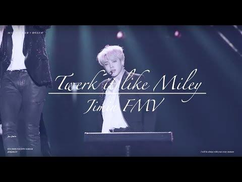 Twerk it like Miley | Jimin {FMV}