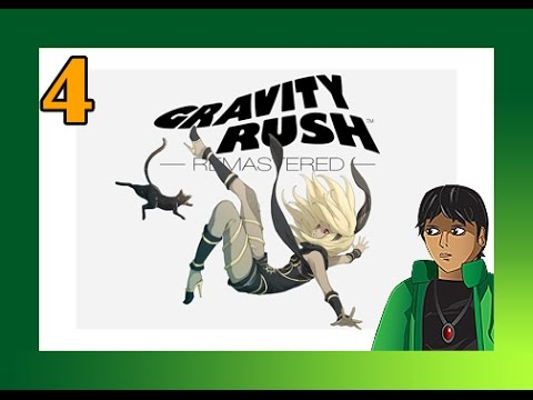 Gravity Rush Remastered (Part 4 - Maid for a Day...or Two)
