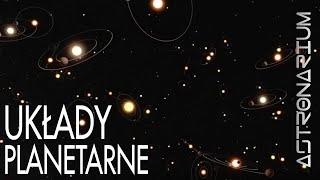 Układy planetarne - Astronarium odc. 25