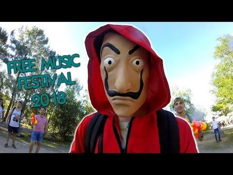 FREE MUSIC FESTIVAL 2018 - #FESTIVLOG