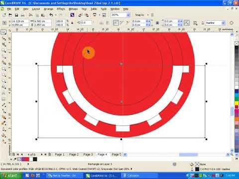 Tự học thiết kế đồ họa với CorelDraw   Hướng Dẫn Vẽ Corel