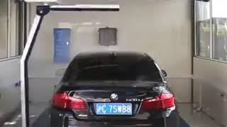 New car wash