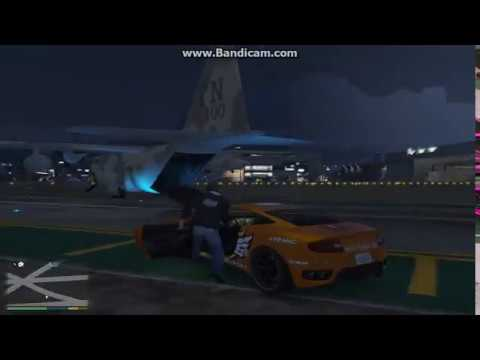 GTA5 как открыть люк в титане.