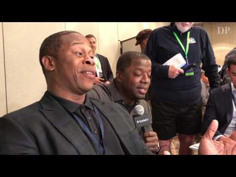 Broncos head coach Vance Joseph talks Kordell Stewart