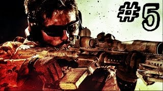 Medal of Honor Warfighter Gameplay Walkthrough Part 5 - Finding Faraz - Mission 7 & 8