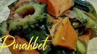 Pinakbet  Pakbet Recipe  How to cook Pinakbet.