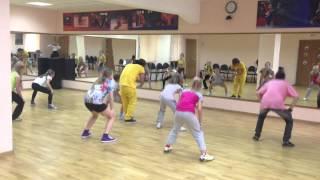 Онлайн урок в LET'S DANCE CLUB.Дети.Группа по Хип-Хопу. Борис Скворцов