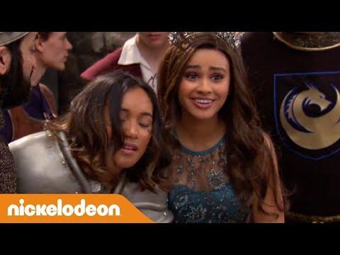 Knight Squad | Il ritorno di Eliza | Nickelodeon Italia
