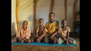 Janet's Story of Survival in Uganda