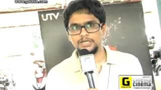 Music Director K talks about Mugamoodi