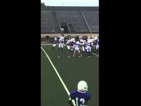 Drew football 6