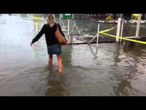 Overstromingen op Curacao