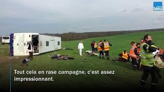 Accident entre un car scolaire et une voiture dans le Gers : le maire d'Eauze raconte