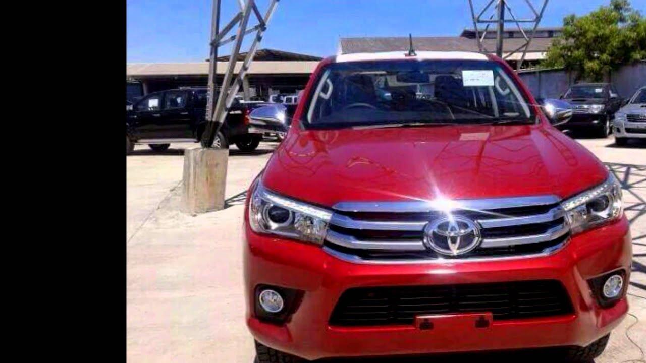 Toyota Hilux Revo G 2.8 2016 for sale in Karachi | PakWheels