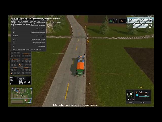 Düngen und hohe Kosten | Folge #217 | Let's Play Landwirtschafts Simulator 2017