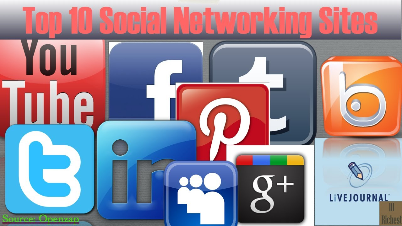 Top 10 Social Networking Sites In 2013 - Youtube-5841