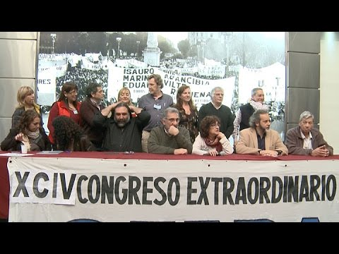 Ctera convocó a un paro nacional docente para la semana próxima