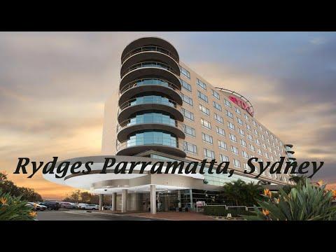 Rydges Parramatta Sydney Hotel