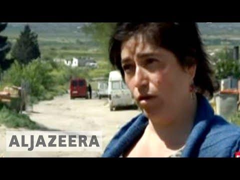 Life in Spain's slum of shame