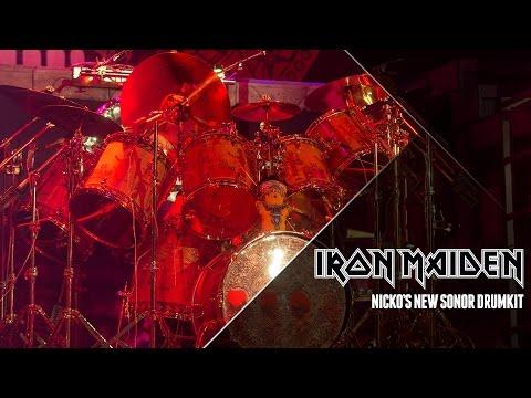 Iron Maiden - Nicko