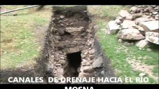 VISITA AL CALLEJÓN DE CONCHUCOS. RUINAS DECHAVIN DE HUANTAR Wmv