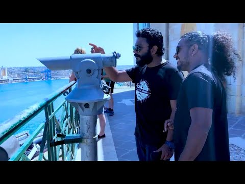 #Europpil Parannu Parannu Parannu I The beauty of Malta I Mazhavil Manorama