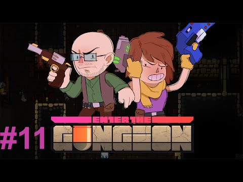 Enter the Gungeon Co-op with Northernlion [Episode 11]