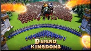 Lords Mobile Tower Defense Gameplay || Lords Mobile Gameplay @GAMES UMARWAL screenshot 5
