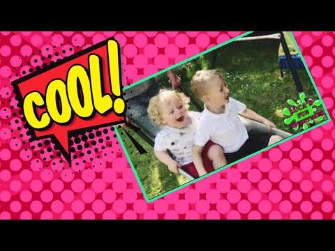 WHEELBARROW RIDE || OUTDOOR FUN FOR KIDS || OUTDOOR PLAY || KIDS FUNNY VIDEO