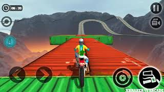 Impossible Motor Bike Tracks: ALL Motors Unlocked - Android GamePlay#2 FHD