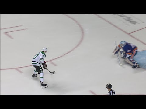 with 47 days to go until the season starts, here's #47 Alexander Radulov with a breakaway beauty