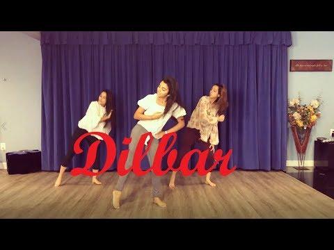 DILBAR | Satyameva Jayate | John Abraham, Nora Fatehi | Pronoia Creations Choreography