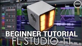 FLStudio 11/12: How To Make Music (Beginner Tutorial, Guide, Walkthrough, Tips & Tricks)