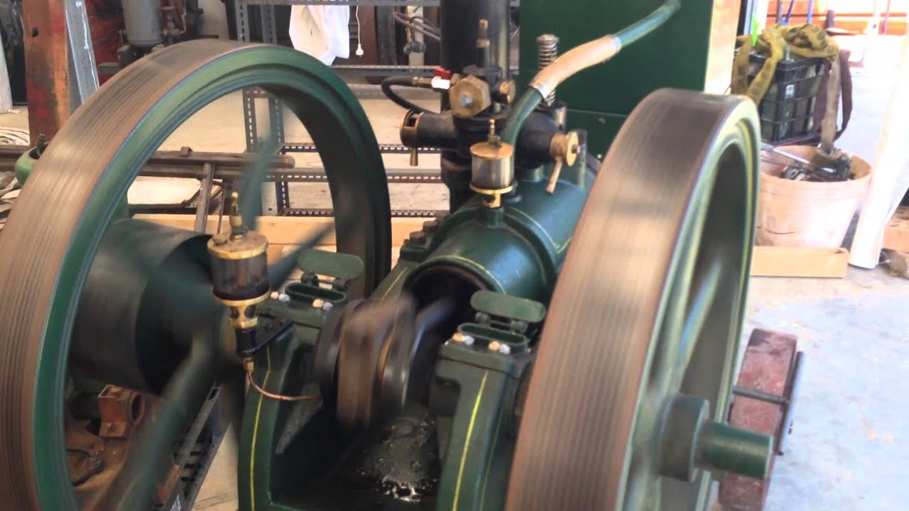 Hercules gas engine manual